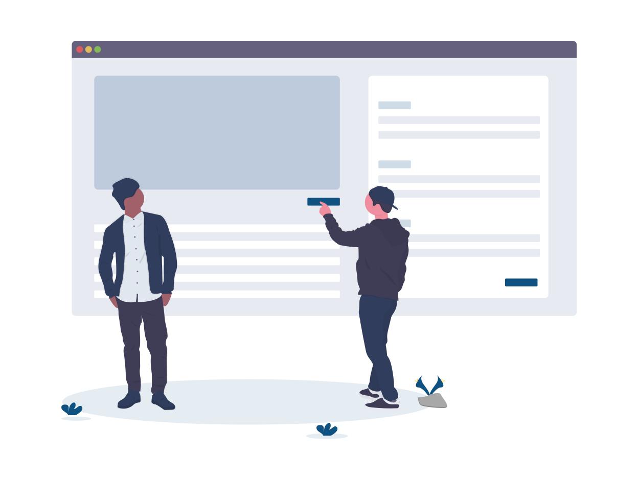 Als erfahrene Wordpress Agentur in Stuttgart werden Unsere Frontend Entwickler hierfür individuelle Tempates erstellen.