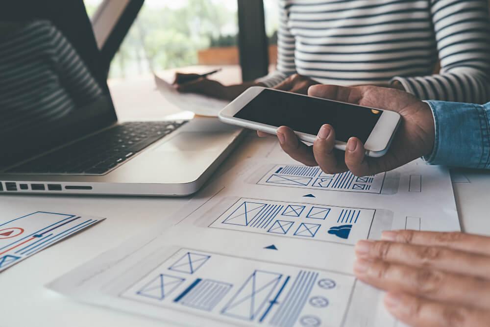 Trends in Webdesign, ein Muss?